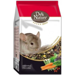 Menú para Chinchilla Deli Nature 2'5Kg