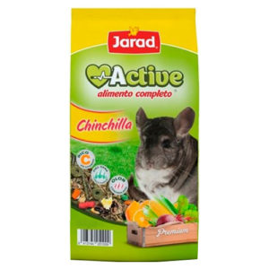 Jarad Active Comida Chinchilla 10Kg