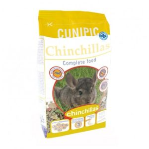 Pienso Chinchilla Cunipic 9'6Kg