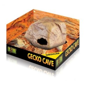 Gecko Cave 16x13cm Mediana