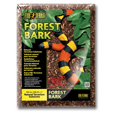 Sustrato Tropical Forest Bark 26L
