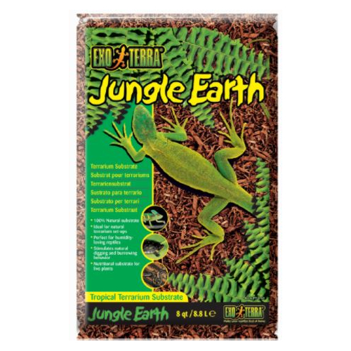 Sustrato Jungle Earth 8L