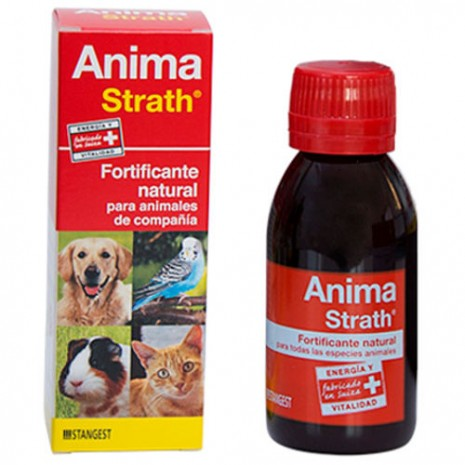Anima Strath Aves Fortificante 100ml
