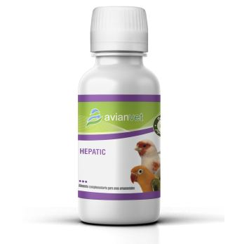 Avianvet Hepatic 100ml Protector