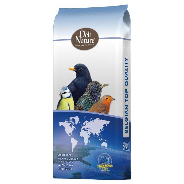 Alimento Year Mix Aves Salvajes 20Kg