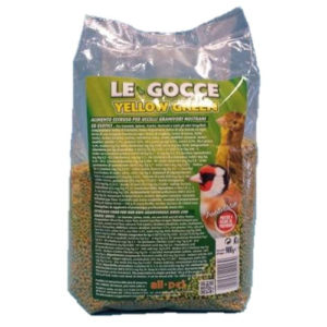 Alimento Silvestres Yellow Green 900g
