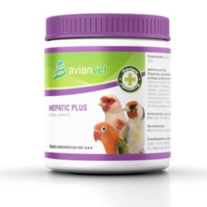 Avianvet Hepatic Plus 500g Colina