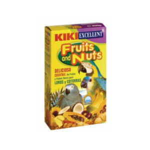 Cocktail de Frutas y Frutos Secos 800g