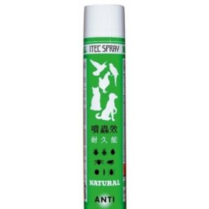 Itec Spray Natural Insecticida 750