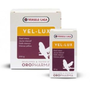 Yel-Lux Colorante Amarillo 200g